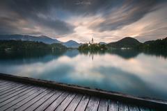 * Bledské jazero *