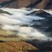 * V jesennom údolí pod Vápčom *