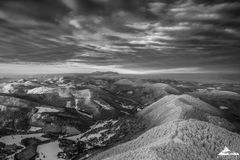* Hrebene Strážovských vrchov