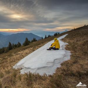 * Pokoj na horách *