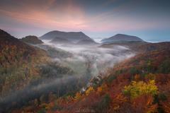 * Krásy jesenného rána *