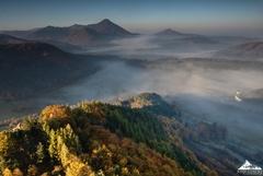 * Jesenné ráno na Roháči II.*