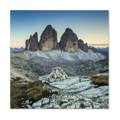 * Tre Cime -Dolomity *
