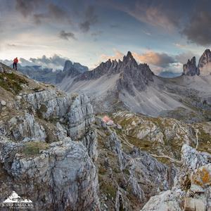 * Tre Cime D Lavaredo - Dolomity
