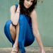 Girl in blue II