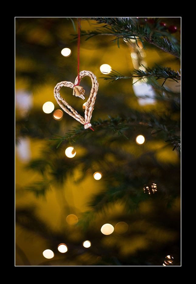 Vianočné srdce