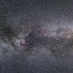 Letná galaxia