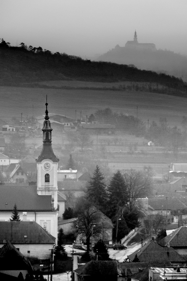 Rano z Drazovskeho kostolika