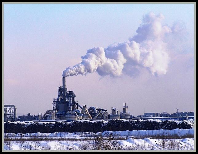 priemyselný park