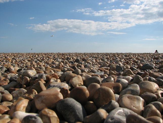 kamienkova pláž