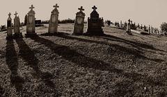 Sklabinský cintorín II
