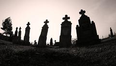 Sklabinský cintorín III