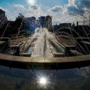 Slnečná fontána
