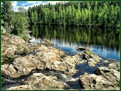 ...lakes in Finland....