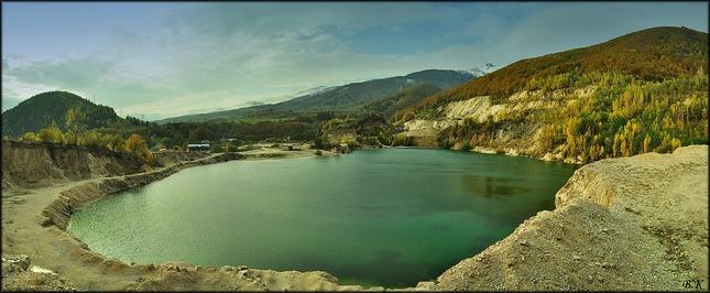 sutovske jazero