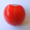Tomato in sweater