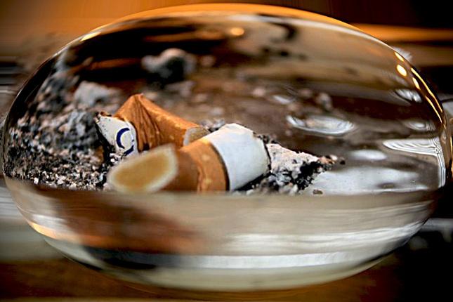 non smoking inside