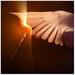 dotek anděla.....