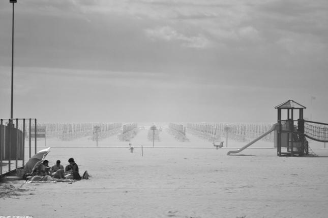 BIBIONE pláž......