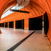 Orange Subway Station