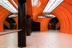 Orange Subway Station II.
