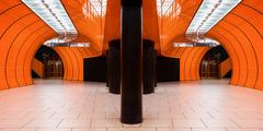 Orange Subway Station III.
