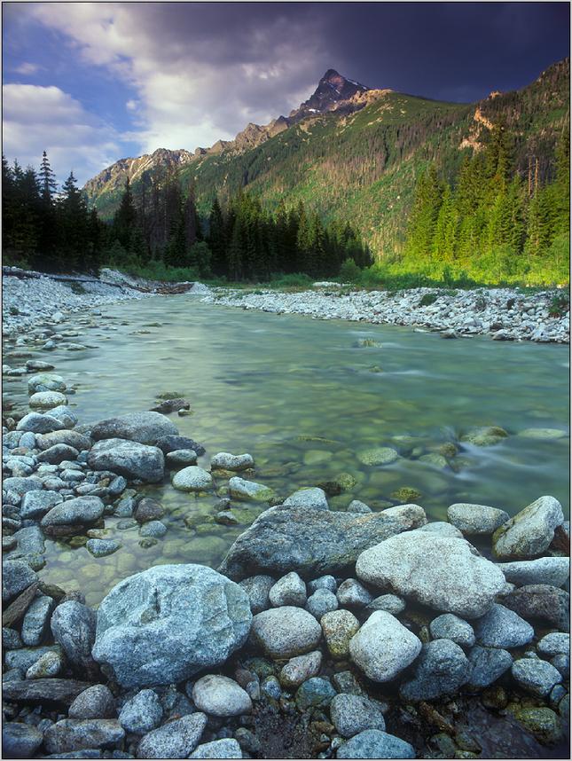 Slovak Yosemite