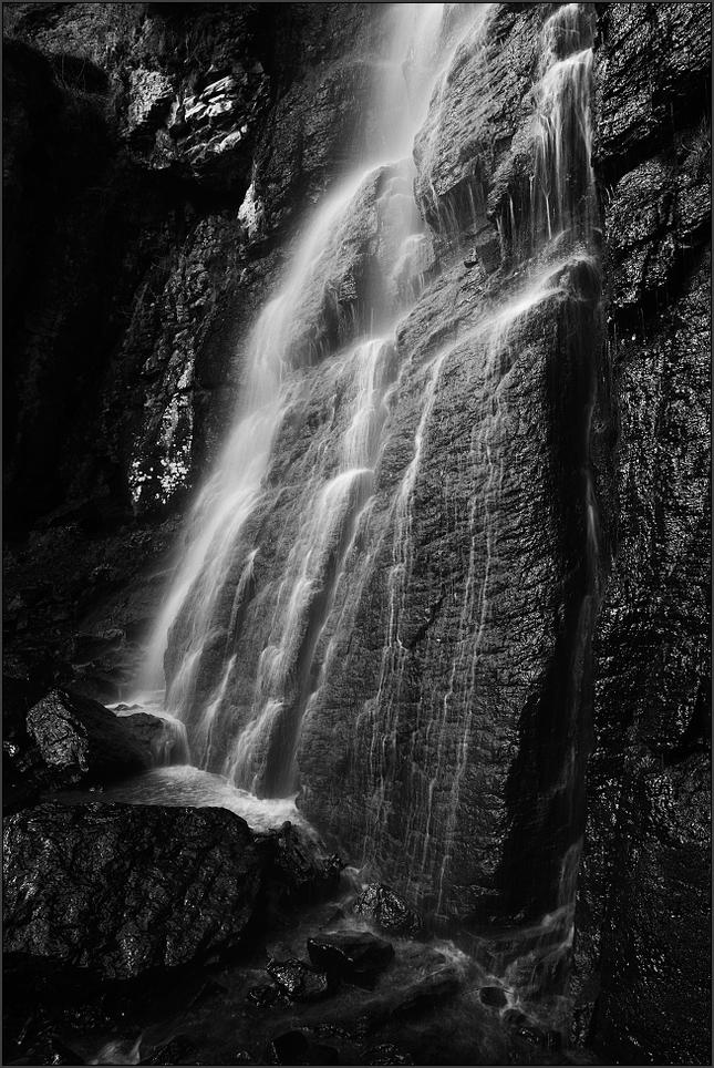 Vodopád Bystrô