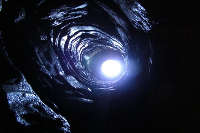 Keď sa luna v studni topí....