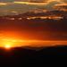 západ slnka v Udiči :-)