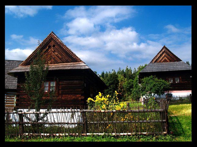 domčeky starých mám