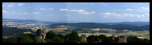 Panorama Sarisa