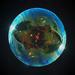 Zem v bubline