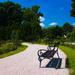 odpocinek v parku