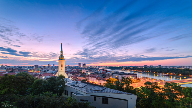 Ranná Bratislava IV