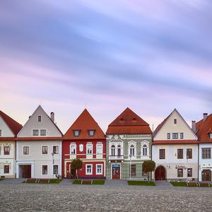 Meštianské domy