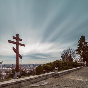 Nad Bratislavou