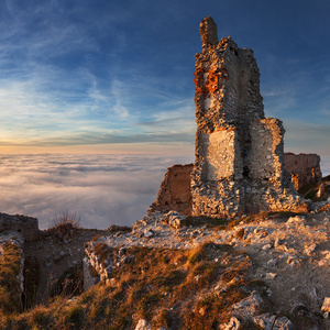 Plavecký hrad II.