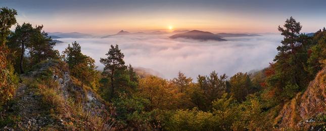 Ráno na Holíši