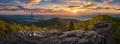 Západ slnka na Buchlove