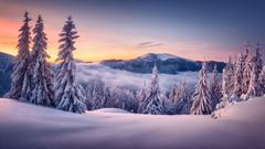 Pravá fatranská zima