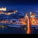 Bratislava v zime