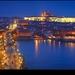 vecerna Praha