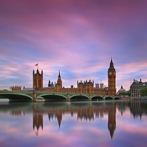Krásy Londýna