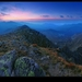vecer v Nizkych Tatrach
