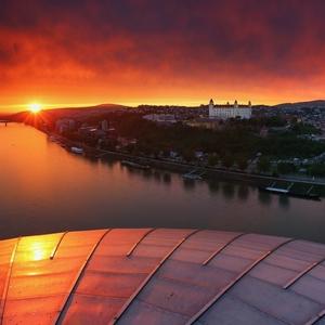 Ohnivá Bratislava