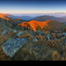 rano v Nizkych Tatrach