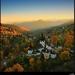 jesen v Spanej doline