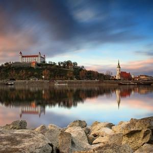 Na hladine Dunaja