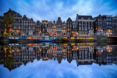 Amsterdamské zrkadlo